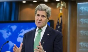 Sec. John Kerry (AP Photo)